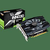 INNO3D GeForce GTX 1650 Compact (N16501-04D5-1510VA19) (NVIDIA, Grafikkarte)