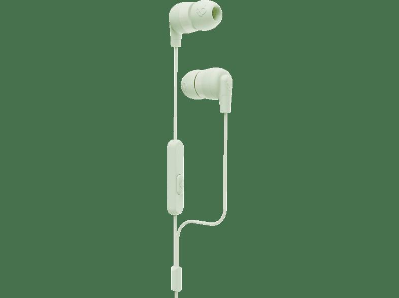 SKULLCANDY S2IMY-M692 INKD+ IN-EAR, In-ear Kopfhörer Pastel Grün