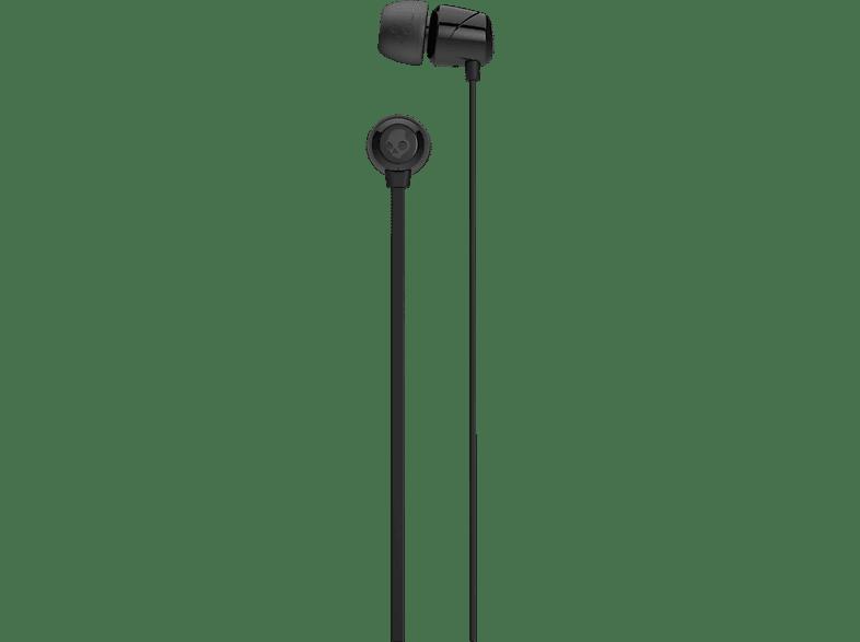 SKULLCANDY JIB, In-ear Kopfhörer Bluetooth Schwarz