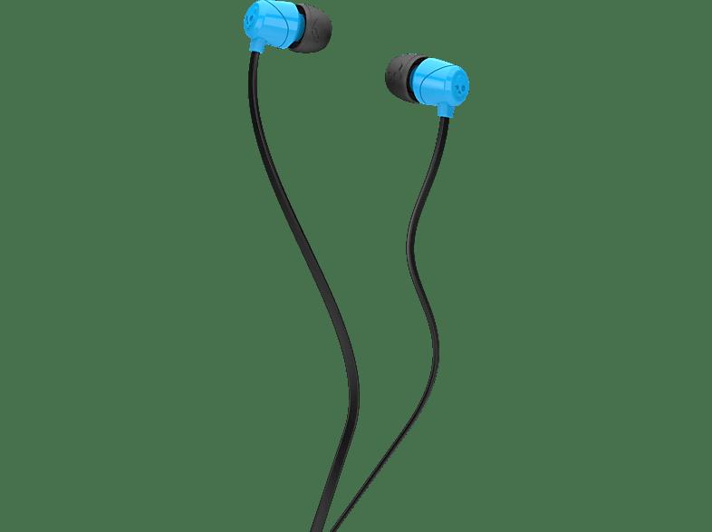SKULLCANDY JIB, In-ear Kopfhörer Bluetooth Blau/Schwarz