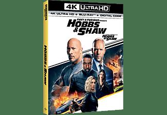 Fast & Furious: Hobbs & Shaw 4K Blu-ray