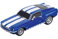 CARRERA (TOYS) Ford Mustang '67 - Racing Blue Spielzeugauto, Mehrfarbig