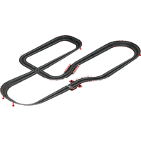 CARRERA (TOYS) High Speed Contest Rennbahn, Mehrfarbig