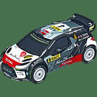 "CARRERA (TOYS) Citroën DS3 WRC ""Citroën WRT, M.Ostberg"" Spielzeugauto, Mehrfarbig"