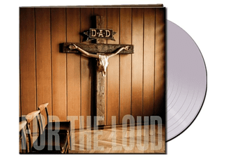 D:a:d - A Prayer For The Loud (Lim.Gtf.Clear Vinyl) - (Vinyl)