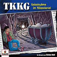 Tkkg - 211/Geiselnahme im Villenviertel - (CD)