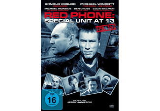 The Red Phone-Special Unit AT 13 (Teil 1 & 2) - (DVD)