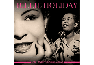 Billie Holiday - TWELVE CLASSIC ALBUMS - (CD)