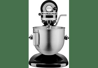 KITCHENAID 5KPM5EOB Heavy Duty Küchenmaschine Onyx Schwarz (Rührschüsselkapazität: 4,8 Liter, 315 Watt)