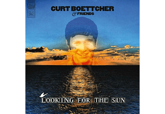 Curt & Friends Boettcher - LOOKING FOR THE SUN - (Vinyl)