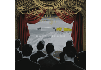 Fall Out Boy - From Under The Cork Tree (Limited Edition) (Vinyl LP (nagylemez))