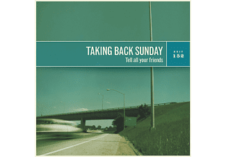 Taking Back Sunday - Tell All Your Friends (Vinyl LP (nagylemez))