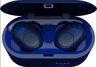 SKULLCANDY S2BBW-M717 Push, In-ear True-Wireless-Kopfhörer Bluetooth Indigo/Blau