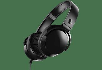 SKULLCANDY RIFF ON-EAR, On-ear Kopfhörer Schwarz