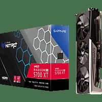 SAPPHIRE NITRO+ RX 5700 XT (11293-03-40G) (AMD, Grafikkarte)