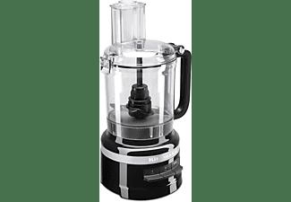 KITCHENAID 5KFP0919EOB Küchenmaschine Onyx Schwarz (Rührschüsselkapazität: 2,1 Liter, 250 Watt)