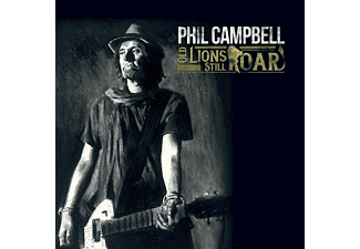 Phil Campbell - Old Lions Still Roar (Limited Edition) (CD)