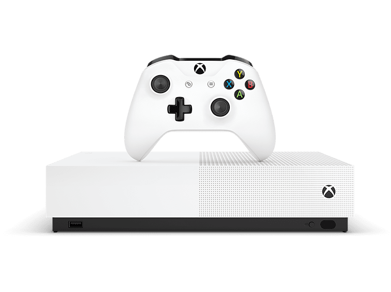 [mediamarkt.at] Xbox One S All Digital Edition um 99€ anstatt 149€