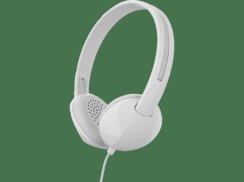 SKULLCANDY STIM LH20, Over-ear Kopfhörer  Weiss/Grau