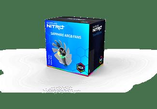 SAPPHIRE ARGB Lüfterset für Nitro+ RX 5700 XT Grafikkartenlüfter, ARGB, 16.8 Millionen Farben