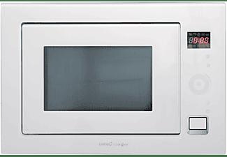 REACONDICIONADO Microondas - Cata MC 25 GTC WH, 25 Litros, Grill, 1000W, Blanco
