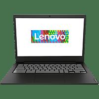 LENOVO Chromebook S340, Chromebook mit 14 Zoll Display, Celeron Prozessor, 4 GB RAM, 64 GB eMMC, Intel UHD Grafik 600, Onyx Black