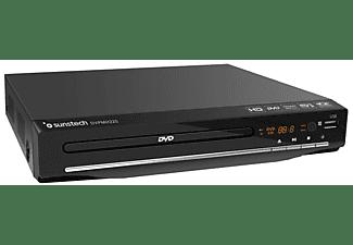 Reproductor DVD - Sunstech DVPMH225BK, HD, USB 2.0, HDMI, Negro