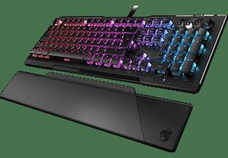 ROCCAT Gaming Tastatur Vulcan 121 Aimo, kabelgebunden, schwarz (ROC-12-670-BN)