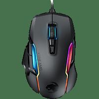 ROCCAT Kone AIM0 Gaming Maus, Schwarz