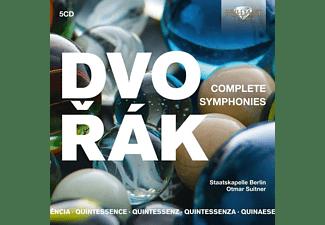 Staatskapelle Berlin, Otmar Suitner - Dvorak:Complete Symphonies (Quintessence)  - (CD)