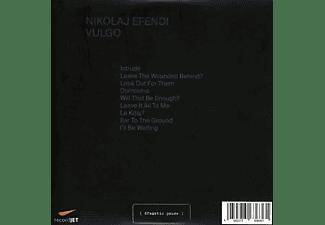 Nikolaj Efendi - Vulgo  - (CD)