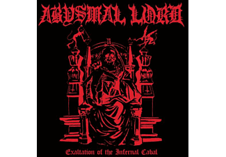 Abysmal Lord - Exaltation Of The Infernal Cabal - (CD)