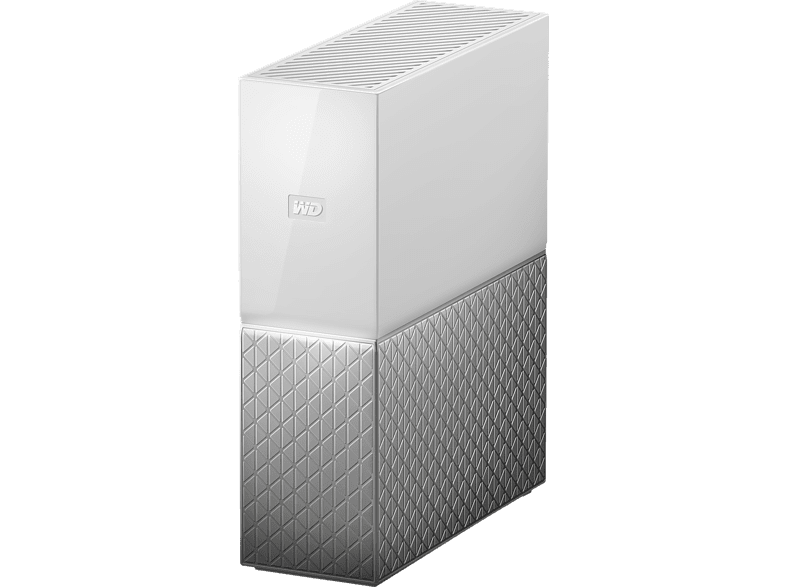 WD My Cloud™ Home Cloudspeicher 4 TB  4 TB 3.5 Zoll extern