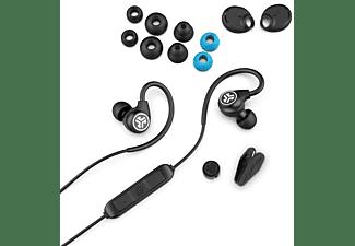 JLAB Fit Sport Wireless Fitness, In-ear Kopfhörer Bluetooth Schwarz