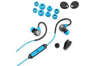 JLAB Fit Sport Wireless Fitness, In-ear Kopfhörer Bluetooth Blau