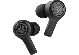 JLAB JBuds Air Executive, In-ear True Wireless Kopfhörer Bluetooth Schwarz