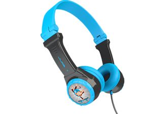 JLAB JBuddies Folding, On-ear Kopfhörer Blau