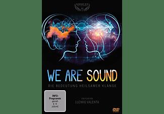 We are Sound - Die Bedeutung heilsamer Klänge DVD