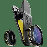 BLACK EYE Combo G4 Objektiv-Set Mehrfarbig