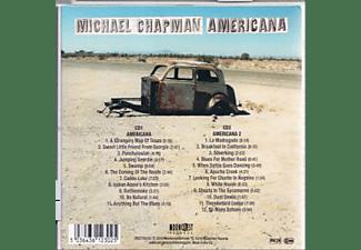 Michael Chapman - Americana 1 & 2  - (CD)