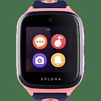 XPLORA X4 Kinder-Smartwatch Silikon, 145-210 mm, Rosa