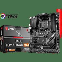 MSI B450 Tomahawk Max Mainboard Schwarz