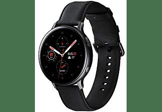Smartwatch - Samsung Galaxy Watch Active 2, Bluetooth, 44 mm, Acero / Negro