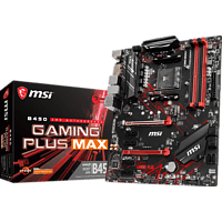 MSI B450 Gaming Plus Max Mainboard