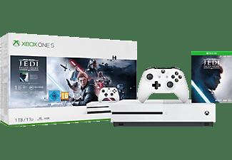MICROSOFT Xbox One S 1TB Star Wars Jedi: Fallen Order™ Bundle