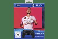 SONY DUALSHOCK 4 Wireless-Controller Jet Black: EA Sports FIFA 20 Bundle Controller, Schwarz