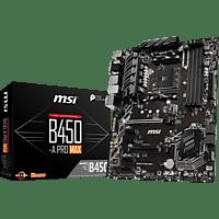 MSI B450 A-Pro Max Mainboard Schwarz
