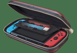 ALS Travel Case Zelda NNS44 RDS Nintendo Switch Tasche, Braun