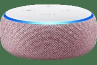 AMAZON Echo Dot (3. Gen.)  Smart Speaker, Lila Stoff