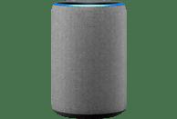 AMAZON Echo (3. Generation) Smart Speaker, Hellgrau Stoff